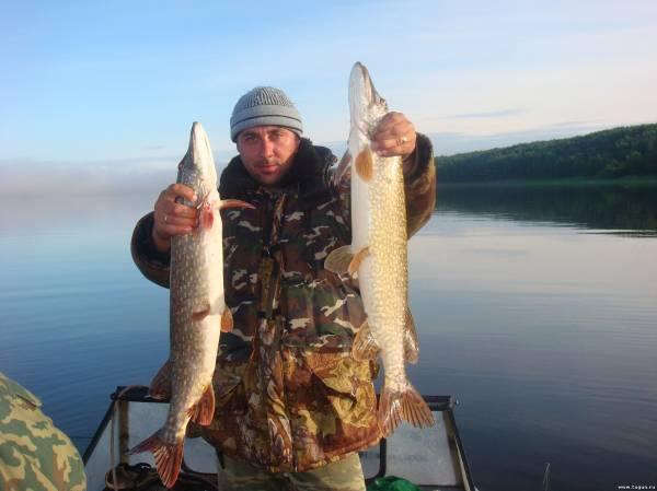 Рыбалка в России   Ловля рыбы в России